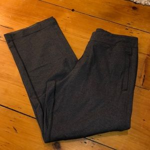 Men's XL dark grey Lululemon sweatpants